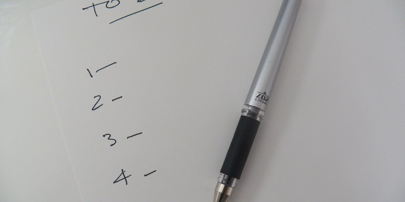 To Do List New York Life Coaching